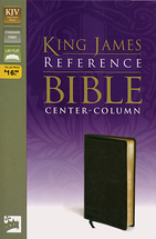 Bible %e2%80%a2 zondervan kjv reference bible