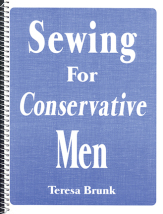 Sewing for conservative men