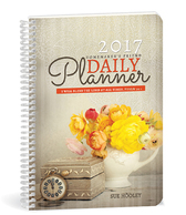 Daily planner 2017