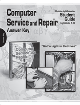 Computer service and repair teacher