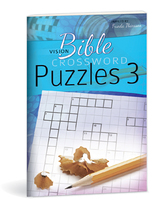 Vision bible crossword puzzles number three