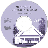 Mennonite church directory church locator cd