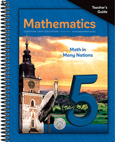 Mathematics 5 math in many nations teacher's guide