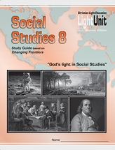 Social studies 8 lu