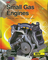 Small gas engines textbook