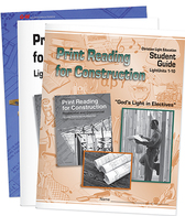 Print reading for construction student