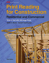 Print reading for construction textbook