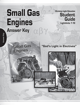 Small gas engines ak