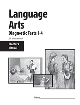 Language arts diagnostics tests 100 400 tg