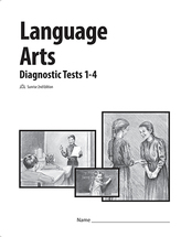Language arts diagnostics tests 100 400