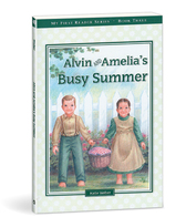 Alvin and amelia's busy summer
