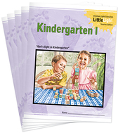 Kindergarten i littlelight set