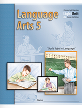 Language arts 5 sunrise 2nd edition