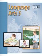 Language arts 5 sunrise 2nd edition