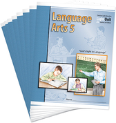 Language arts 5 sunrise 2nd edition set