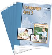 Language arts 5 sunrise 2nd edition set