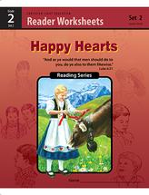 Reader worksheets grade 2 set 2