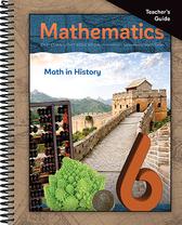 Mathematics 6   math in history teacher's guide