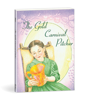 The gold carnival pitcher