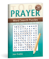 Prayer word search puzzles
