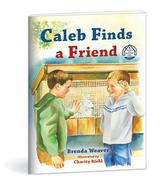 Caleb finds a friend