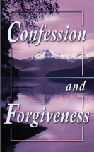 Confession and forgiveness