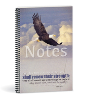 Eagle notekeeping tablet 100 page