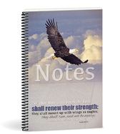 Eagle notekeeping tablet