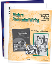 Modern residential wiring student materials