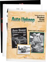 Auto upkeep student materials