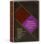 Ultrathin reference bible deluxe