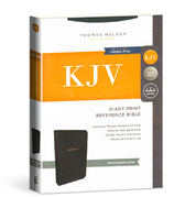 Kjv giant print reference bible