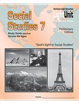 Social studies 7 lu