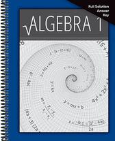 Algebra i full solution key
