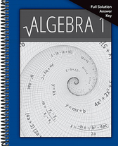 Algebra i full solution key