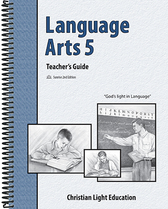 Language arts 5 tg se2