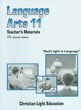 Language arts 11 tg