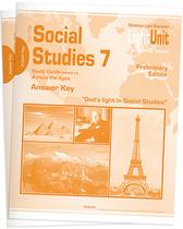 Social studies 7 ak set