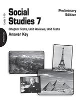 Social studies 7 tests and reviews ak