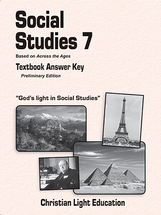 Social studies 7 textbook ak
