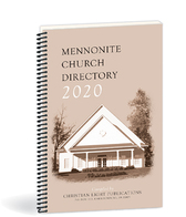Mennonite church directory