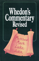 Whedon commentary of the gospels