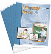 Language arts 6 lu set