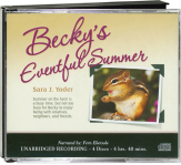 Becky s eventful summer cd