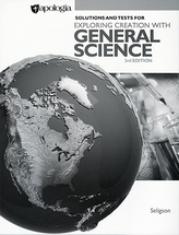 General science 3rd edition solutions and tests