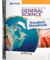 General science 3rd edition student notebook