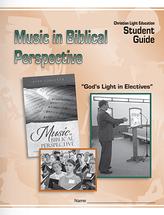 Music in biblical perspective lu