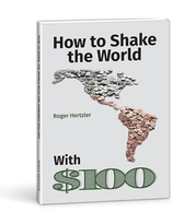 How to shake the world with  100