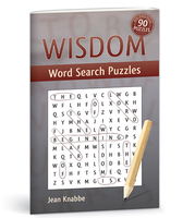 Wisdom word search puzzles