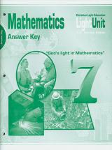Math 7 ak